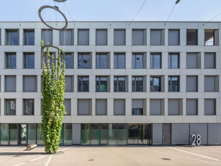 Building at 1st Floor, Theresienhoehe 28 in Munich 1