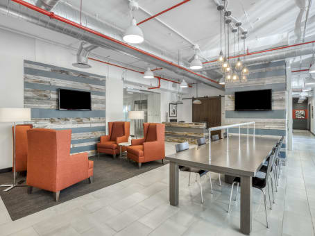 Regus Business Centre in SoHo - Hudson Square - view 5