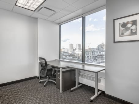Regus Business Lounge in SoHo - Hudson Square
