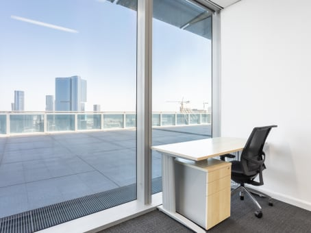 Building at Regus ADGM Square, Maryah Island, Al Maqam Tower, 34th & 35th Floor, P.O.Box 35665 in Abu Dhabi 1