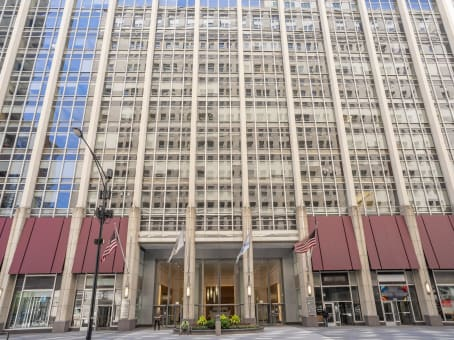 Regus Business Centre, Illinois, Chicago - 111 W. Jackson
