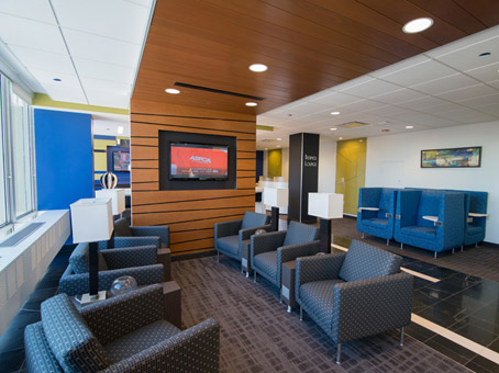 Regus Business Lounge in 111 W. Jackson