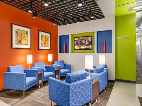 Regus Business Lounge in Showplace Square - view 5