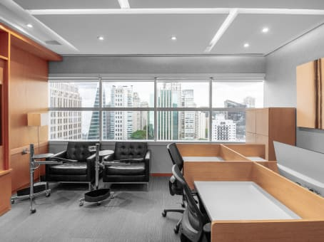 Regus Business Lounge in Sao Paulo, New Century - Itaim