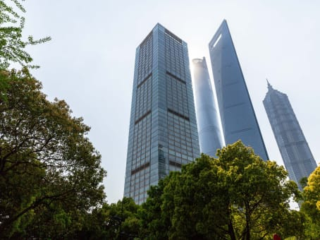 Meeting rooms at Shanghai, 21st Century