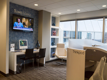 Regus Business Centre in AT&T Tower