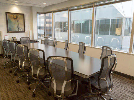 Regus Business Lounge in AT&T Tower