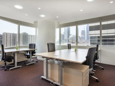 Regus Business Centre in Dubai, Nassima Tower