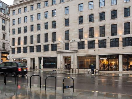 Alquiler de oficinas por horas o d as en london mayfair for Alquiler de oficinas por horas