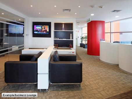 Regus Business Lounge in Panama City Oceania Punta Pacifica