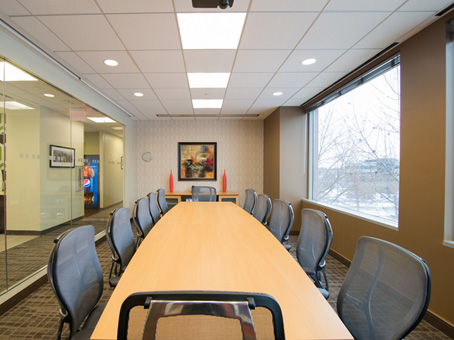 Regus Meeting Room in Village Center