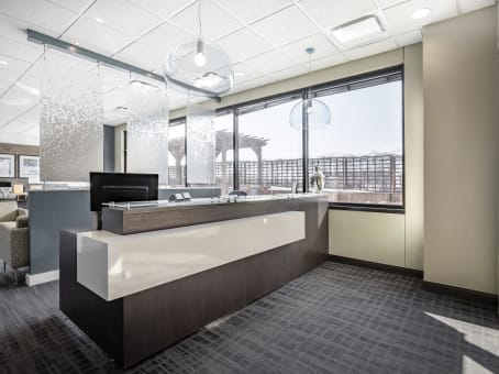 Regus Business Lounge in West End