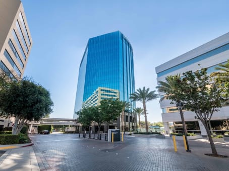 Regus Virtual Office, California, Irvine - Oracle Tower