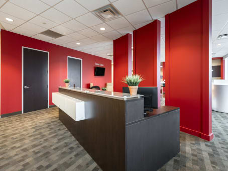 Regus Business Lounge in Cranberry Crossroads