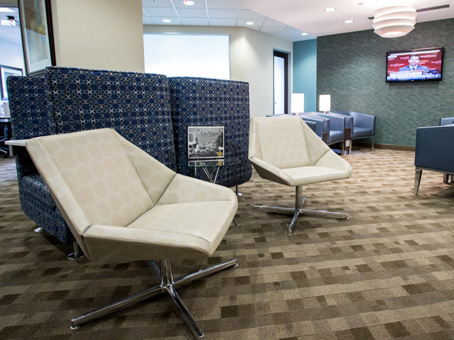Regus Business Lounge in Town Square
