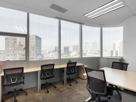 Regus Virtual Office in Ningbo, Raffles City