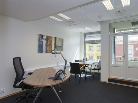 Regus Office Space in Oslo, Cort Adelers gate