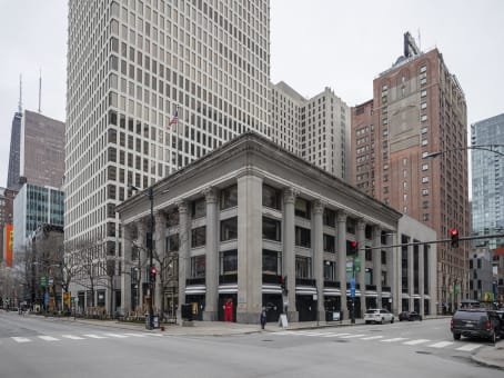 Regus Business Centre, Illinois, Chicago - 605 N. Michigan