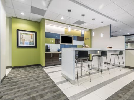 Regus Business Lounge in Brookhollow Central III