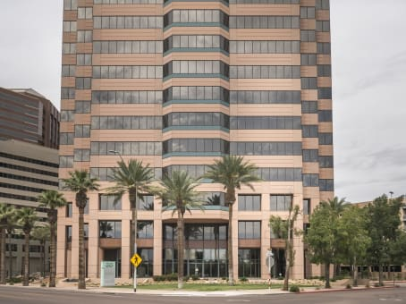 Regus Virtual Office, Arizona, Phoenix - Century Link Tower