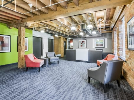 Regus Business Lounge in King West