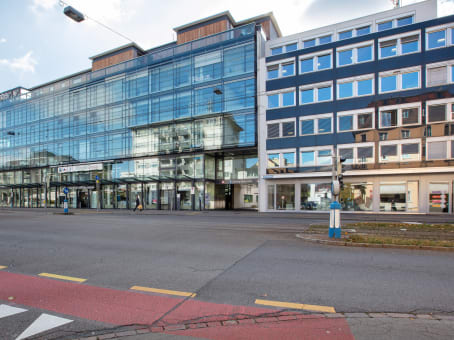 Meeting rooms at Zurich, City West