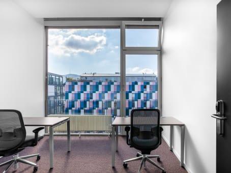 Regus Office Space in Zurich, City West