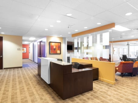 Regus Business Lounge in Brampton County Court