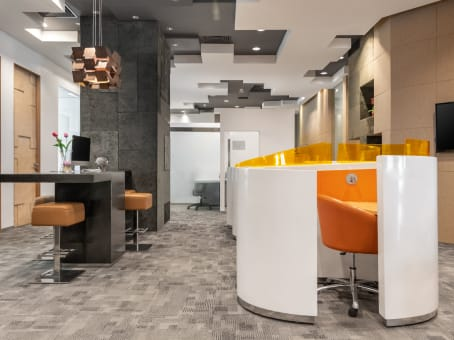 Regus Business Centre in Jakarta, Prudential Centre