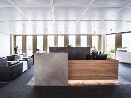 Regus Office Space in Berlin, Am Kanzleramt