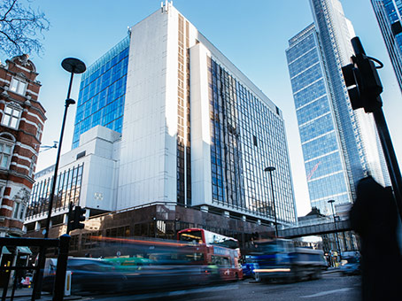 Regus Business Centre, London, Old Broad Street (MWB Business Exchange)