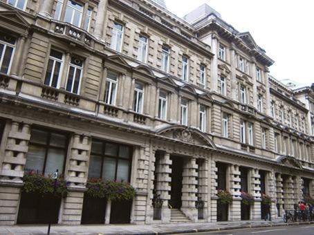 Affitta ufficio london london wall regus it for Ufficio wall street