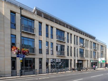 Regus Virtual Office, London, Richmond Station, Kew Road (MWB Business Exchange)