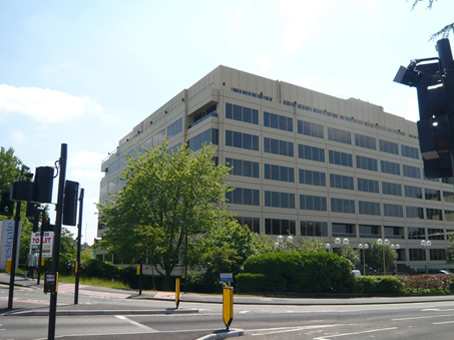 Regus Office Space, London, Hanger Lane (MWB Business Exchange)