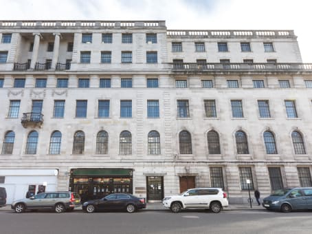 Building at Golden Cross House, 8 Duncannon Street in London 1