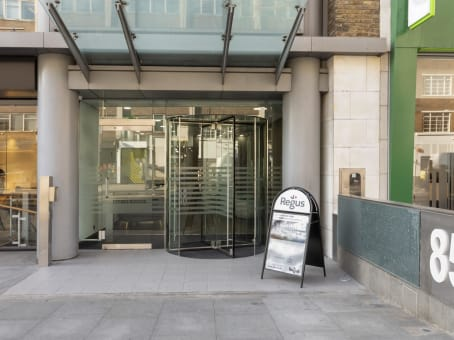 Regus Office Space, London, Tottenham Court Road (MWB Business Exchange)