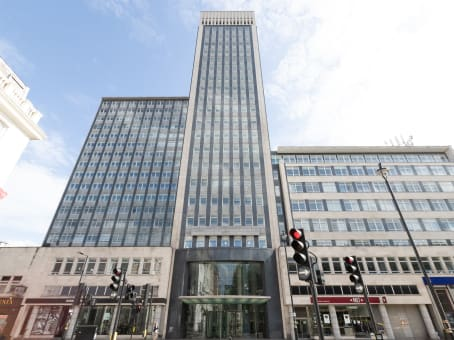 Regus Office Space in London, Cavendish Square (MWB Business Exchange)