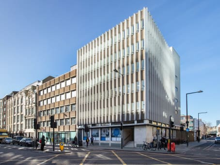 Building at Alpha House, 100 Borough High Street in London 1