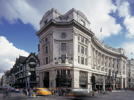 London, Regent Street - Liberty house