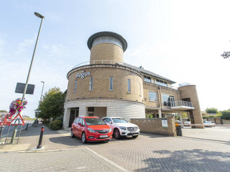 Regus Business Centre, Staines, London Road (MWB Business Exchange)