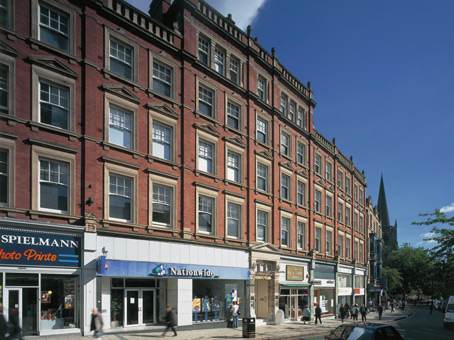 Regus Office Space, Nottingham, Wheeler Gate (MWB Business Exchange)