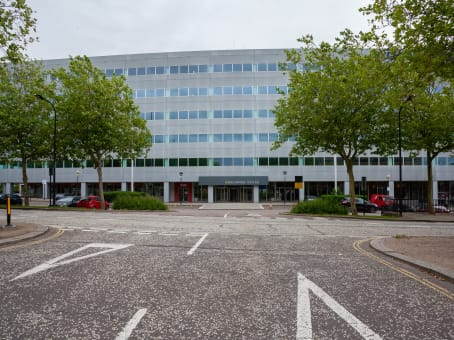 Regus Office Space, Milton Keynes, Midsummer Boulevard (MWB Business Exchange)