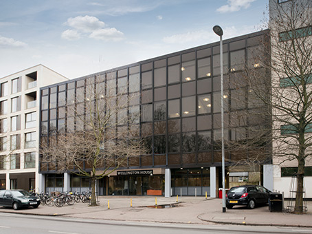 Regus Office Space, Cambridge, East Road (MWB Business Exchange)