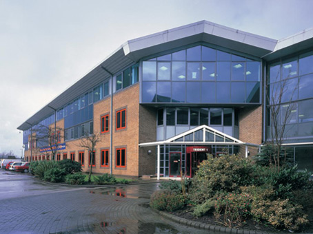 Regus Business Centre, Manchester, Trident Business Park (MWB Business Exchange)