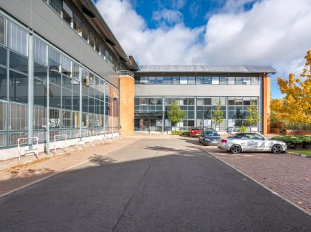 Regus Office Space, Edinburgh, South Gyle (MWB Business Exchange)