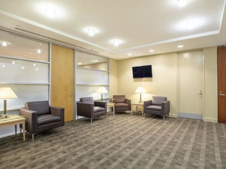 Regus Business Lounge in North Point