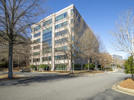 Regus Meeting Room, Georgia, Alpharetta - North Point