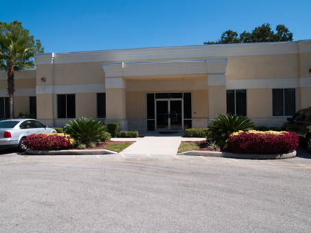 Building at 7320 East Fletcher Ave in Tampa 1