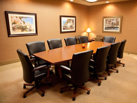 Regus Business Lounge in Woodland Corporate Center (Office Suites Plus)