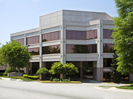 Regus Meeting Room, North Carolina, Raleigh - Glenwood South (Office Suites Plus)